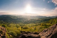 Kremnica mountains / Discover the amazing surrounding nature. Its beautiful in summer as well as in winter