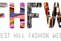 FHFW AW14 / Forest Hill Fashion Week AW14 18-21 September 2014 London SE23