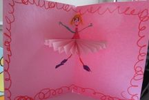 Ballerina Party / Kindergeburtstag, Motto-Party, Party-Spiele, Party-Ideen, Tischdekoration, Girlanden, Einladungen, Mitgebsel, DIY