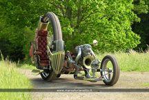 Moto bizar