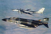 British F-4 Phantoms