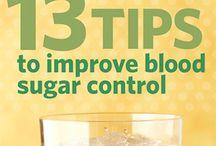 Diabetic Tips/Recipes / by Lesa Beck