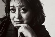 Zaha Hadid / Work and projects of a brilliant architect and desiner Zaha Hadid