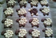 osterlämmer kekse mürbteig
