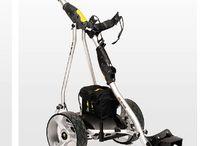 Electric Caddie Carts / For more details visit https://www.sunrisegolfcarts.com/Remote-Control-Golf-Carts-s/2154.htm