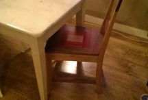 Own made projects / Furniture