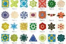 Образцы вязания