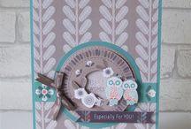 Cards ~ Owls
