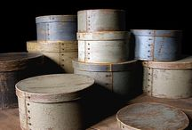 18th/19th C. containers / by Cynthia Knittel Van Sluys