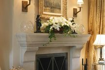 Fireplaces / by Megan Unger