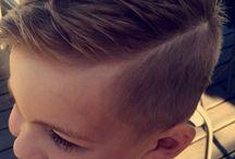 Oscar frisyr