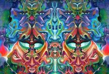 visionary art