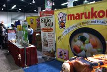 Marukome Events / Marukome attends many trade shows, festivals, and events through out the year. Follow our events and join us!