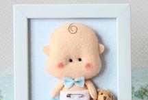 Quadretti neonato