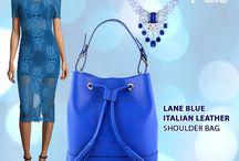 Marlafiji Bondi Blue Lane bag