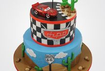Lightening Mcqueen Cakes