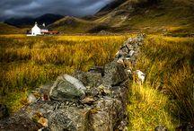 Scotland landscape ideas