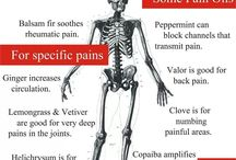 PAIN OILS FOR SPECIFIC PAIN