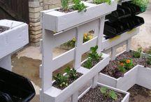 jardin palets