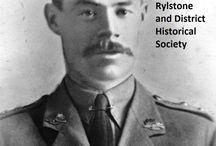 Rylstone War Servicemen