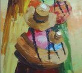yagliboya tablolar