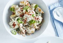 Potato Salad Recipes / Potato salad recipes are perfect for a barbecue or picnic and we'll show you how to make potato salad and take it from simple to showstopper.