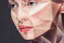 Umělecký Makeup