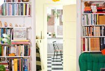 Bokhyllor / Bookshelves