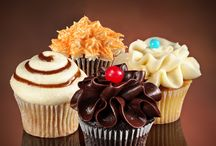 Cupcake Recipes / I think about cupcakes all day long ..reading the recipes like a song, it's time for the ingredients to be gathered, so that I can make the delicious batter, chocolate, vanilla or cherry; so many flavors that make me merry. Bake cupcakes I say - so that you may have a wonderful day!