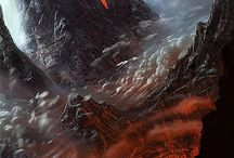 Underworld - Scenery