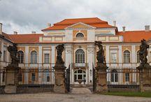 Czech castles / Hrady v Česku
