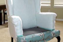Restaurar un sillón