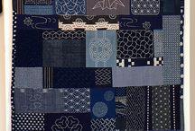 japonský quilt