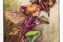 Flower Fairies / Illustrations