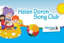 Helen Doron Song Club / Children love music and the Helen Doron Song Club makes it easy for even babies to learn English, while having fun!