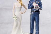 【JOB編】CAKE TOPPERS / ケーキトッパー / パートナーのお仕事に合わせて選べるオリジナル商品です♪【MimiJ Bridal】http://mimijbridal.comより購入可能です♪