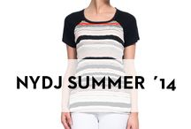 NYDJ Summer '14 / Discover our summer collection at www.nydj.eu  / by NYDJ Europe