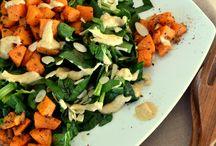 Salads Σαλάτες / by The Veggie Sisters - Vegetarian and Vegan recipes