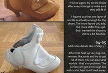 scarpe cosplay