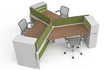 Office Furniture / Ideas for new collaborative office furniture