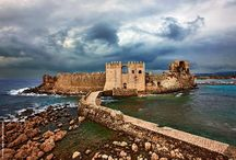 Castles Ancient Byzantine & Medieval