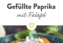 Paprika Falafel