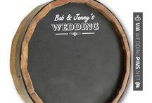 Wedding Chalkboard Signs For Sale