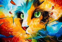 Paintings CATS