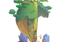 Video Game - Concept Art