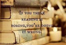 Reading Quotes & Humor