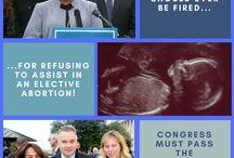 Pro-Life Legislative Alerts