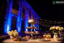 Lighting for Weddings / Lighting ideas for weddings in Italy