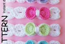 crochet headband par kerryjaynedesigns