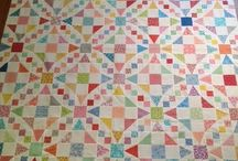 Quilts - Vintage / by The Loopy Ewe